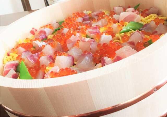 Makanan di Jepang Susi