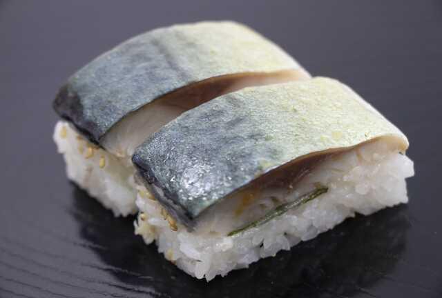 makanan susi di Jepang battera
