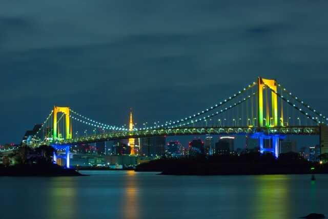 ウィサタディ東京レインボーブリッジ