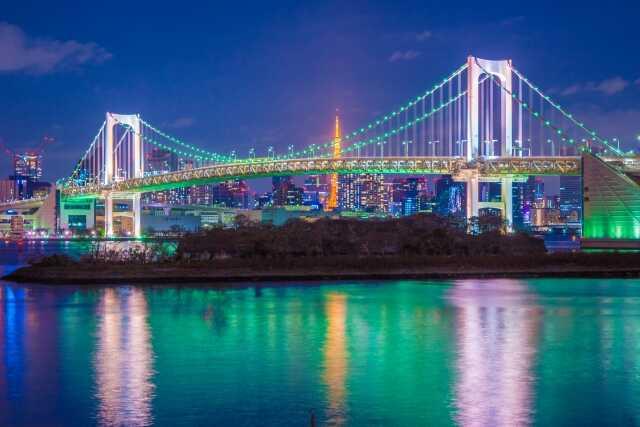Temapt wisata di Tokyo Odaiba