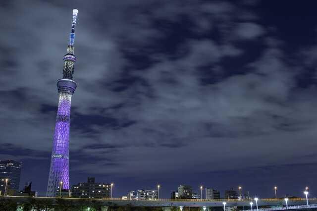 Tempat wisata di Jepang Tokyo Sky tree