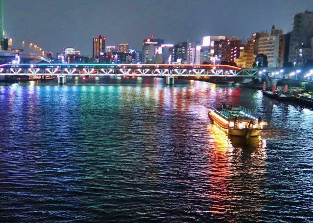 Tempat wisata di Jepang Sumidagawa