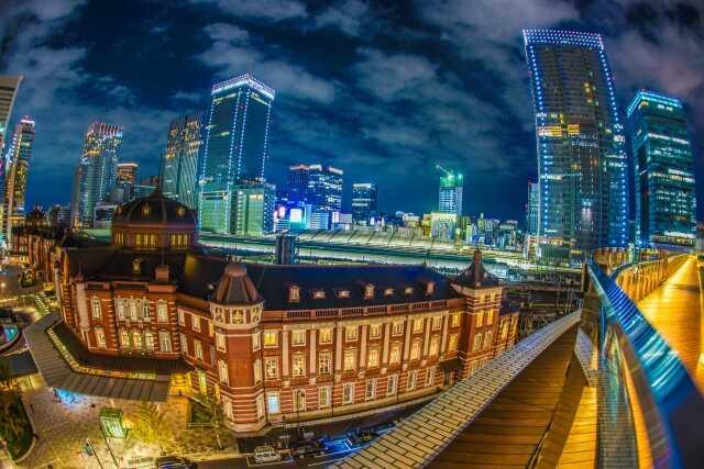 wisata di Tokyo Kitte Tokyo Station