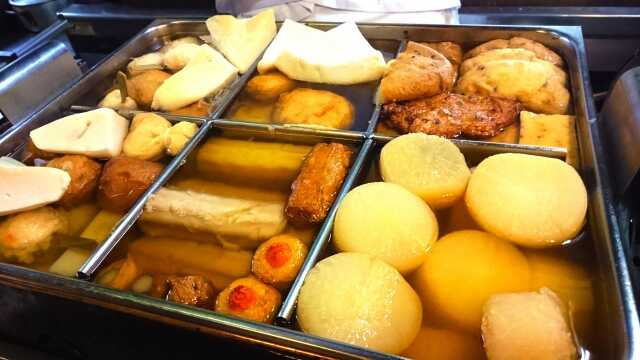 oden makanan lezat di jepang