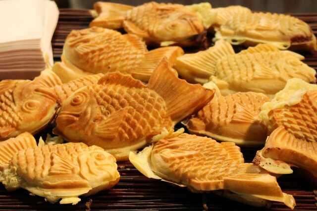 OTW street food Taiyaki