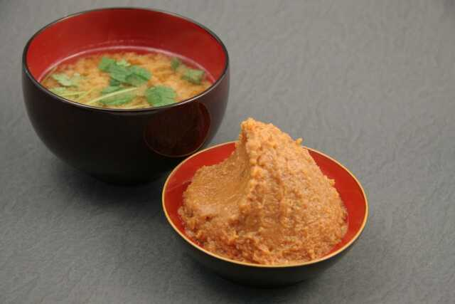 makanan jepang miso& Miso soup