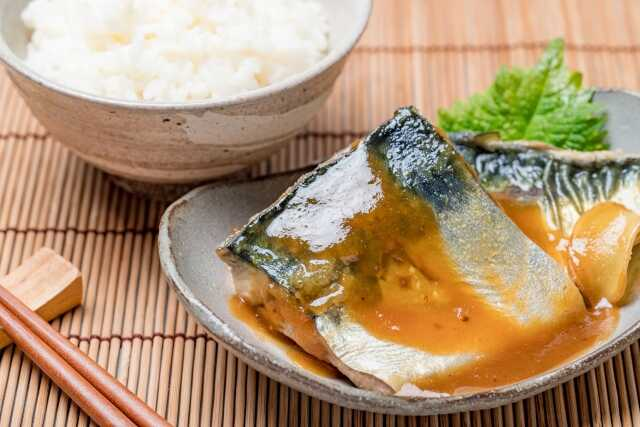 makanan jepan miso