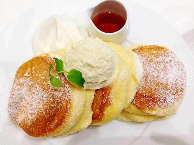 Resep Pancake Jepang