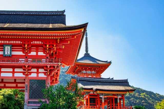 wisata di Kyoto Kiyomizudera