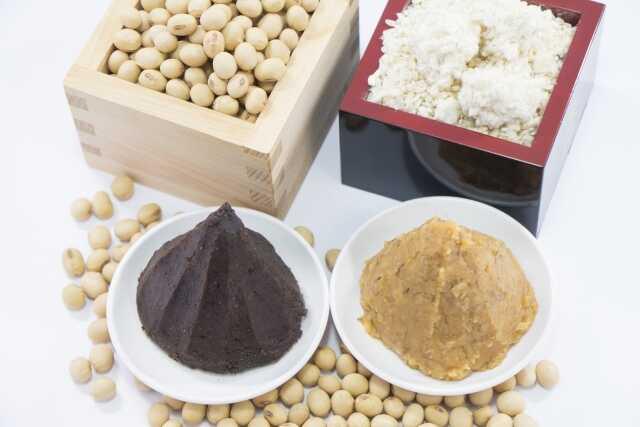 makanan jepang miso