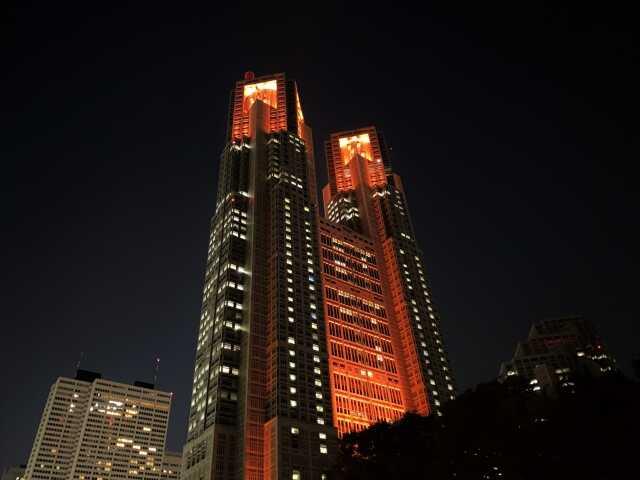 tempat wisata dgn gratis di Tokyo