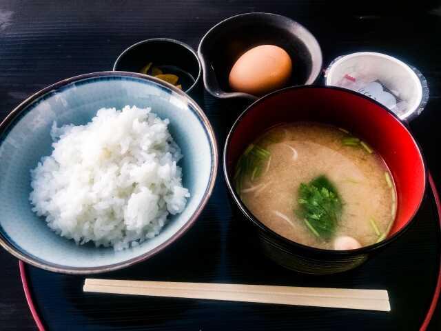 miso soup ada effect wkt makan pagi