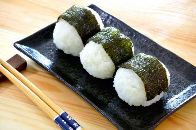 Onigiri Traditional food