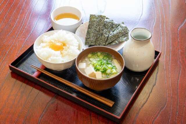 makan miso setiap hari