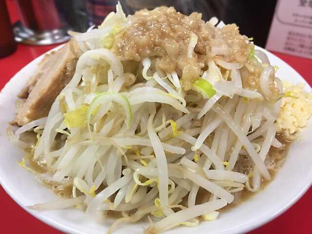 Makanan jiwa jepang moyashi ramen
