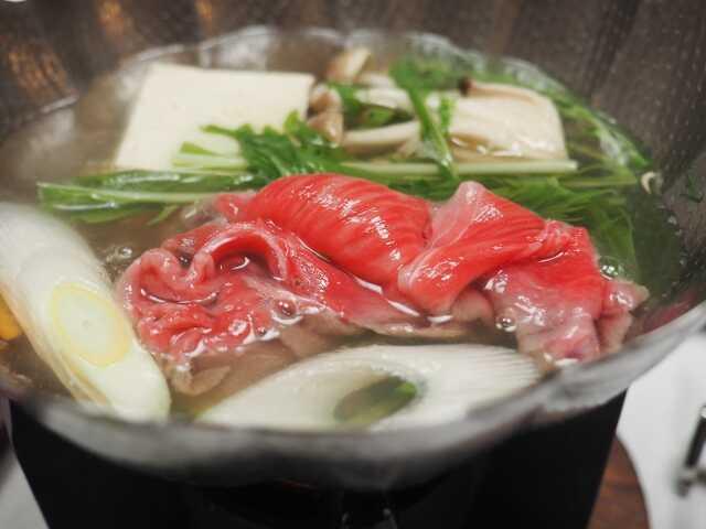makanan terkenal di jepang shabushabu