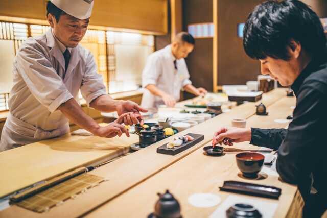 makanan terkenal di jepang sushi ya