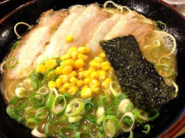 Makanan Jiwa Jepang Tonkotu Ramen