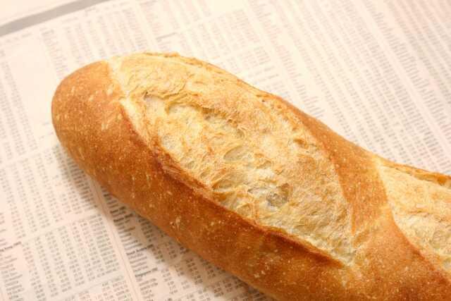 Roti khas Jepang bagget