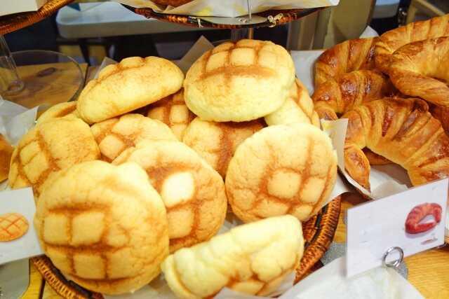 Roti khas Jepang Melonpan