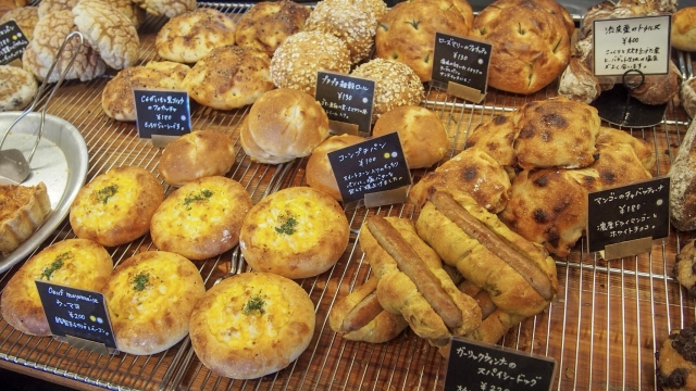 Roti khas Jepang