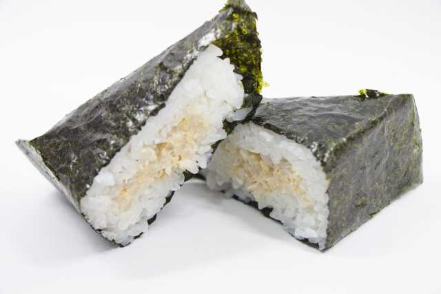 cara membuat onigiri tuna&mayo